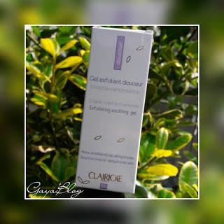Gommage douceur Violette-Camomille
