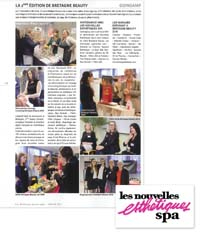 Salon Bretagne Beauty Clairjoie