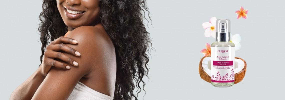 Huiles de massage naturelles et bio