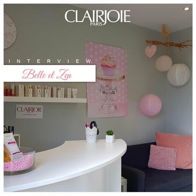 Blog Clairjoie, Institut Belle et Zen