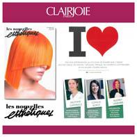 I love Clairjoie