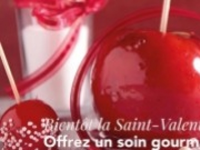 Offer a Clairjoie treatment for Valentine's Day